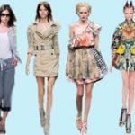 Основные тенденции моды 2011
