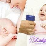 Как отучить ребенка от грудного вскармливания?