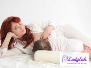 как проходят месячные при грудном вскармливании