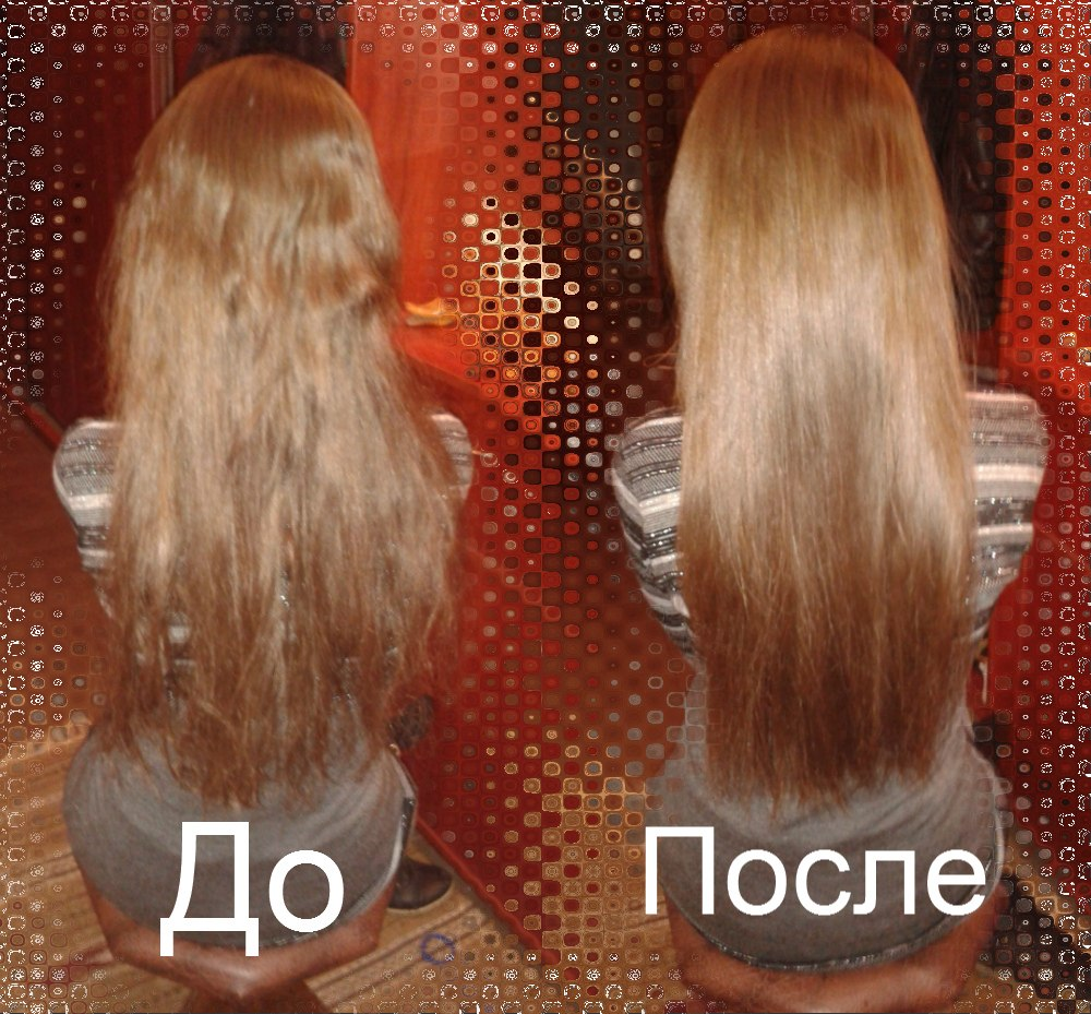 Маска для волос с желатином ламинирование рецепт