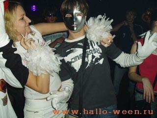 Хеллоуин в России