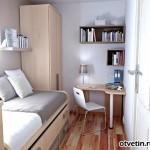 Как увеличить маленькую комнату?