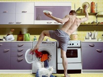 7 способов заставить мужчину навести порядок дома