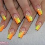 Наращенные ногти-удобно и красиво!