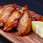Куриные крылышки в духовке