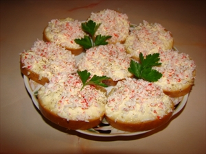 бутерброды на скорую руку рецепты с фото